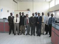 Kamtech Experts with the Incubates