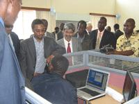 Commencement of ICT Incubation Program