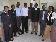 Technical Team with Incubates