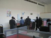 Incubates attending Practical Session